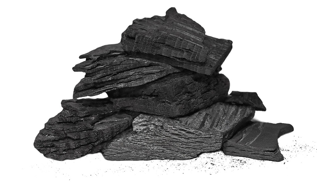 Carbón Espino 2,5 Kg