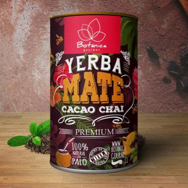 Yerba Mate Cacao Chai