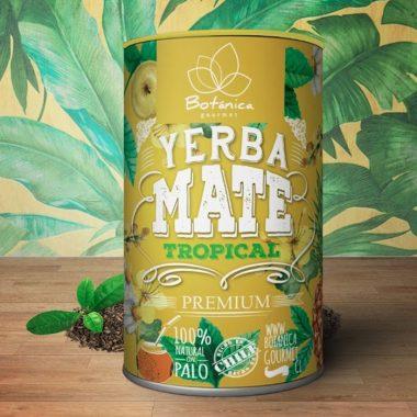Yerba Mate Tropical