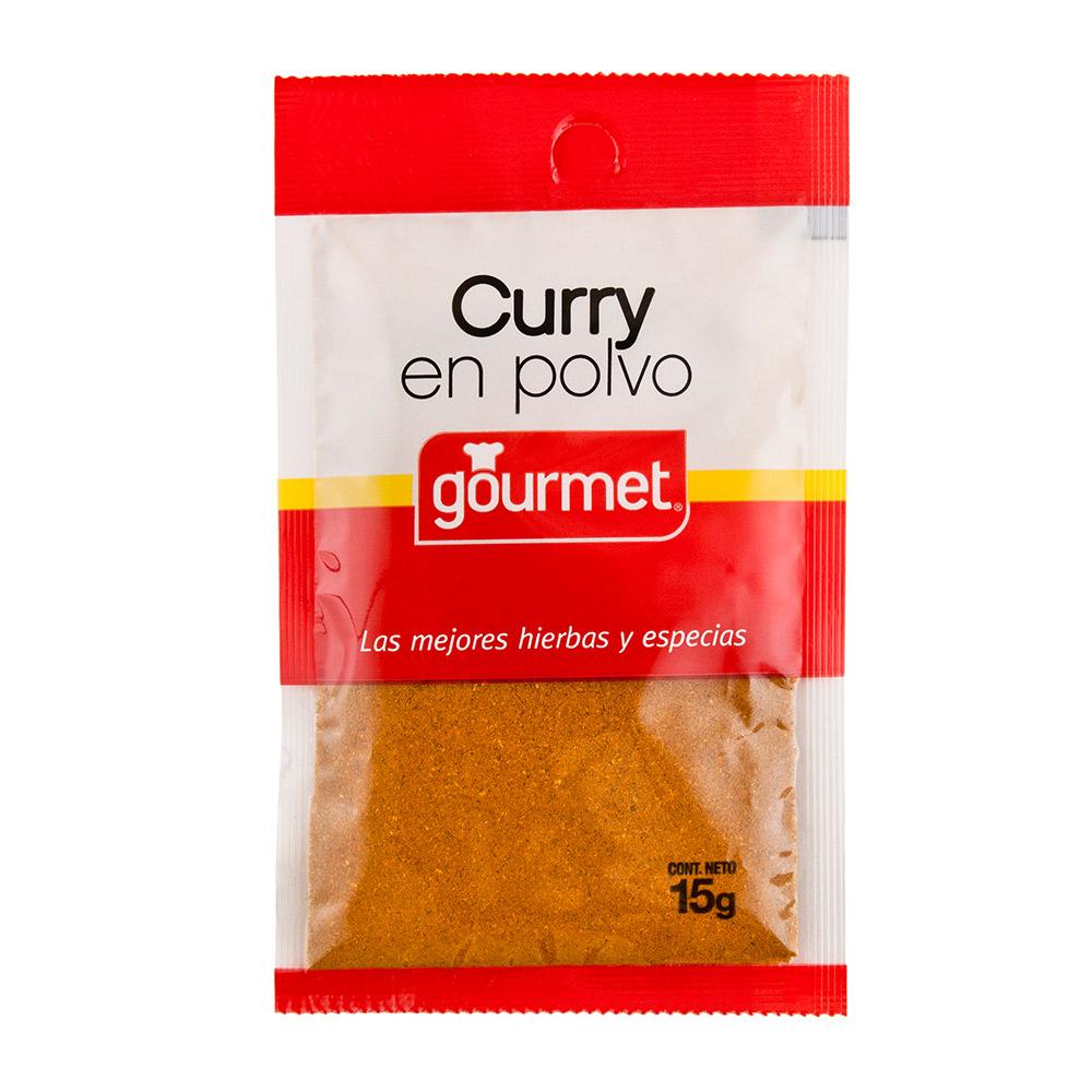 Curry en Polvo 15 Gr.